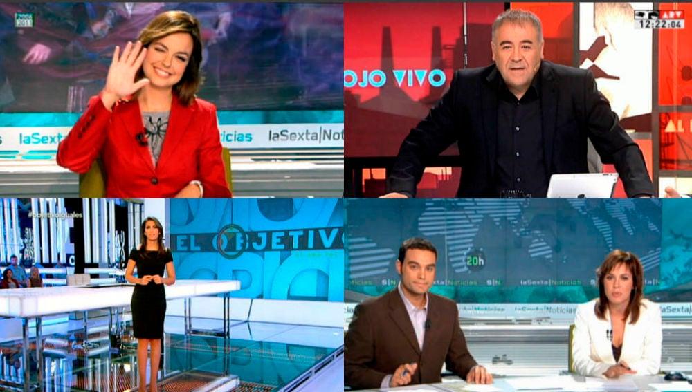 laSexta Noticias cumple 12 años