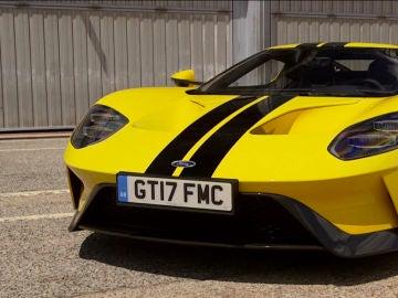Nos ponemos al volante del Ford GT, digno sucesor del mítico GT40