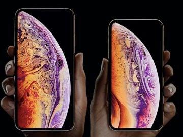 Así son los nuevos iPhone Xs y Xs Max