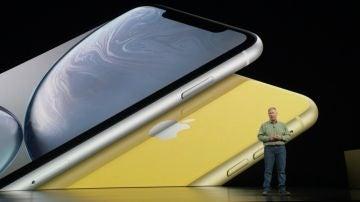 El nuevo iPhone XR de Apple