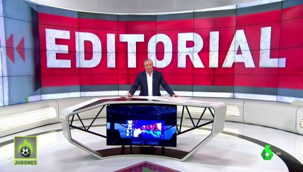 """Josep Pedrerol: """"Seamos sinceros.Los que más ganas tenía de jugar en Miami eran el Girona y su dueño, el Manchester City"""""""
