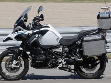 BMW Motorrad presents autonomous driving BMW R 1200 GS