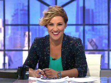 Liarla Pardo estrena temporada este domingo en laSexta con la entrevista a Pablo Carbonell