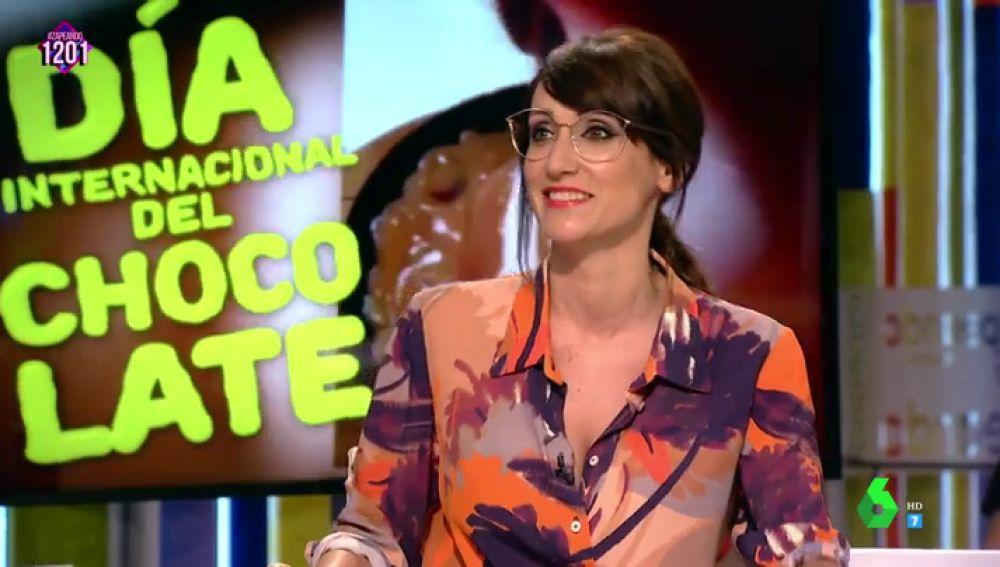 Ana Morgade habla en Zapeando