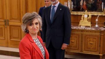 María Luisa Carcedo