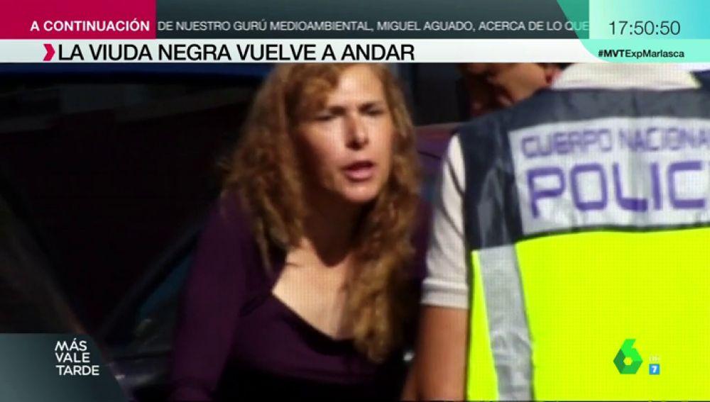 La viuda negra de Alicante vuelve a andar a pesar de tener una tetraplejia: desde prisión aseguran que hace bici todos los días