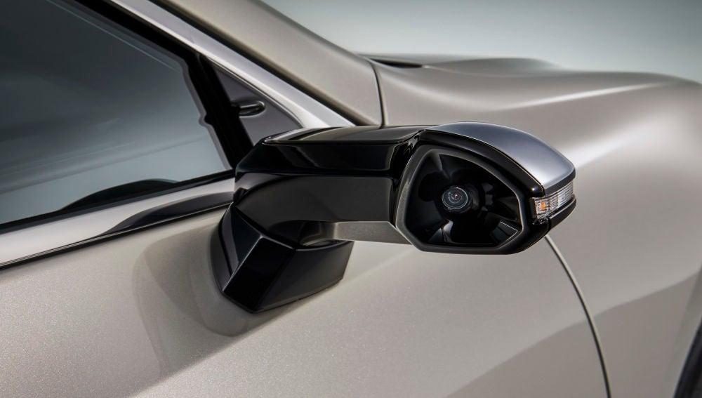 Lexus presenta su primer modelo de producción con cámaras en lugar de espejos