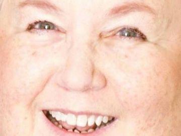 Nancy en su foto de perfil