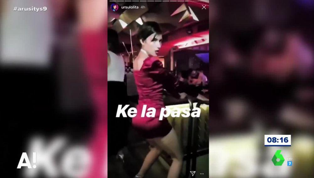 """El """"espectacular"""" twerking de Úrsula Corberó: el vídeo del que todo el mundo habla"""