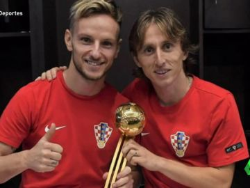 Rakitic_ Modric The Best