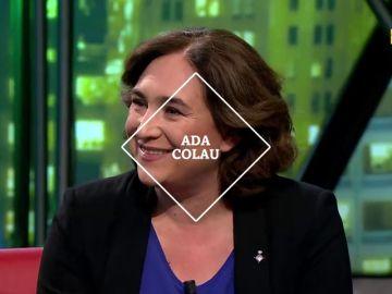 Ada Colau y Cristina Pardo visitan este sábado laSexta Noche a partir de las 21:20 horas