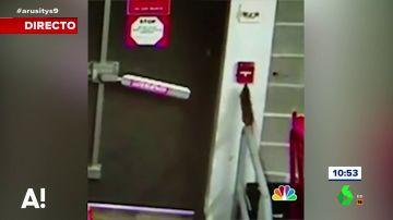 El vídeo viral de una rata que provoca la evacuación de un edificio en EEUU activando la alarma de incendios