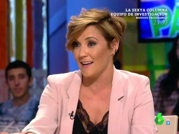 Cristina Pardo en Zapeando