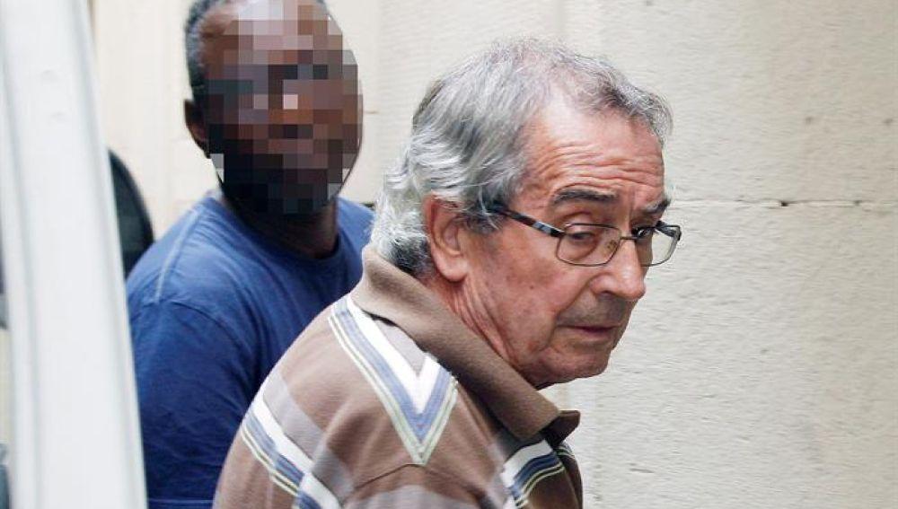 A.R.A, acusado como presunto pederasta reincidente llega a la Audiencia Provincial de Alicante