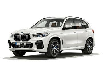 BMW X5 XDrive45e iPerformance: el X5 enchufable tiene ahora más autonomía y mejores prestaciones