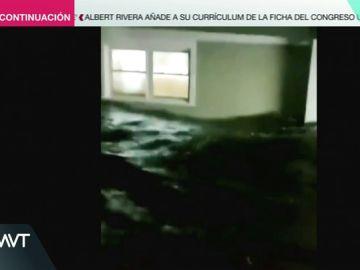Los efectos del huracán Florence