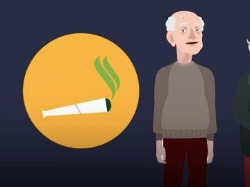Aumenta el consumo de marihuana entre los baby boomers