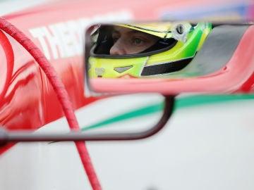 Mick Schumacher, durante una carrera de Fórmula 3