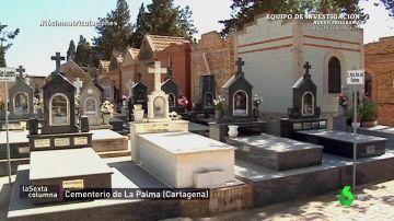 Con amenazas y engaños a mayores: así se apropió la iglesia del cementerio de La Palma, en Cartagena