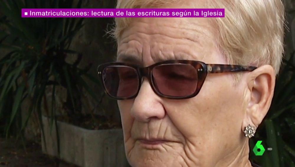 """""""Jamás hubiera pensado que la iglesia me echara a la calle"""": este viernes en laSexta Columna, la historia de Felicia, afectada por las inmatriculaciones"""
