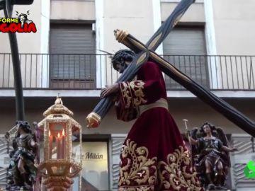 Imagen de una procesión