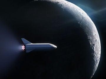 Recreación del BFR