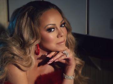 Mariah Carey en el videoclip de 'GTFO'
