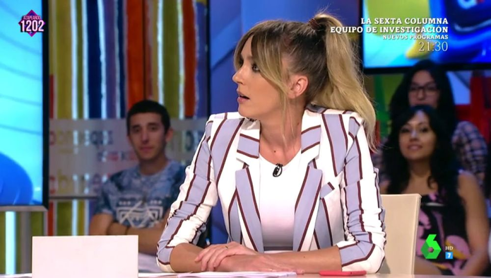 Anna Simon en Zapeando