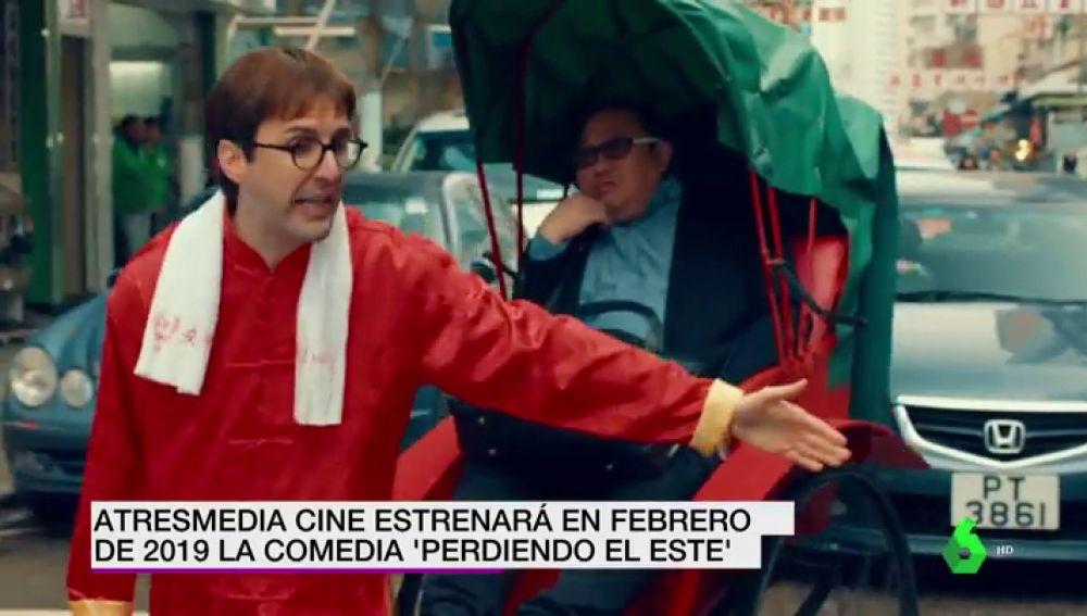Atresmedia Cine estrenará en febrero de 2019 la comedia 'Perdiendo el Este'