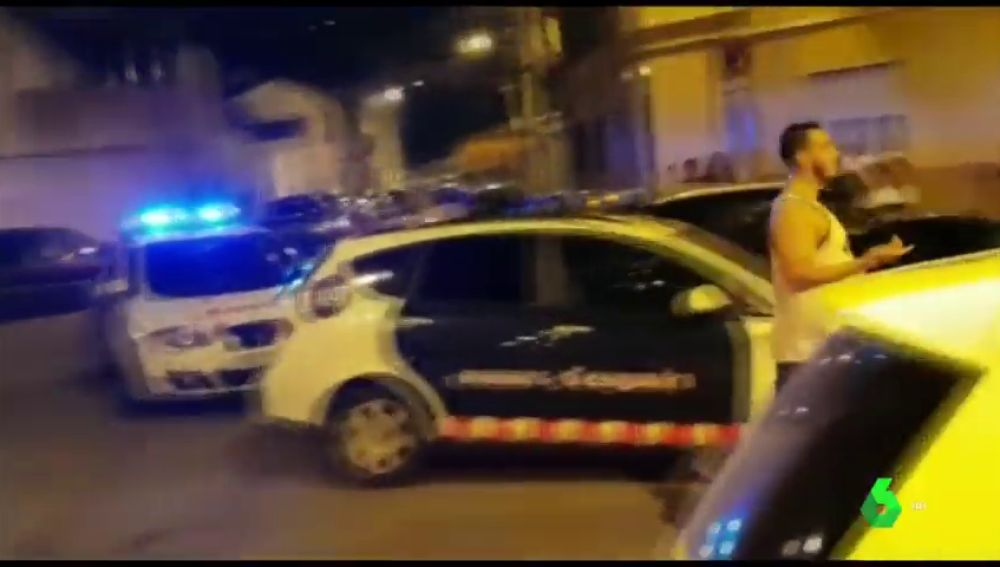 Dos hombres resultan heridos en un tiroteo en Sabadell