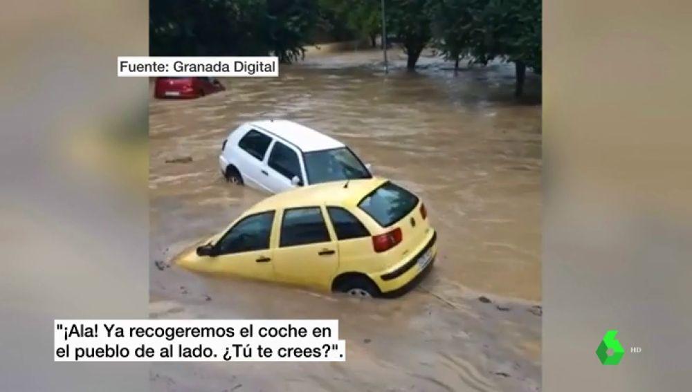 Riada en Riofrío