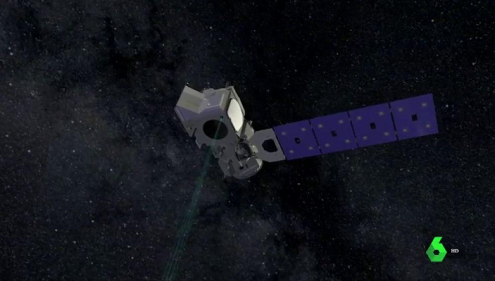 BORRADOR Nuevo satélite de la NASA en órbita para analizar las capas de hielo en el Ártico