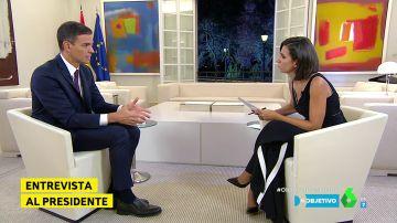 Pedro Sánchez y Ana Pastor