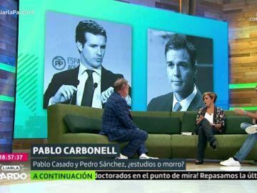 Pablo Carbonell en Liarla Pardo