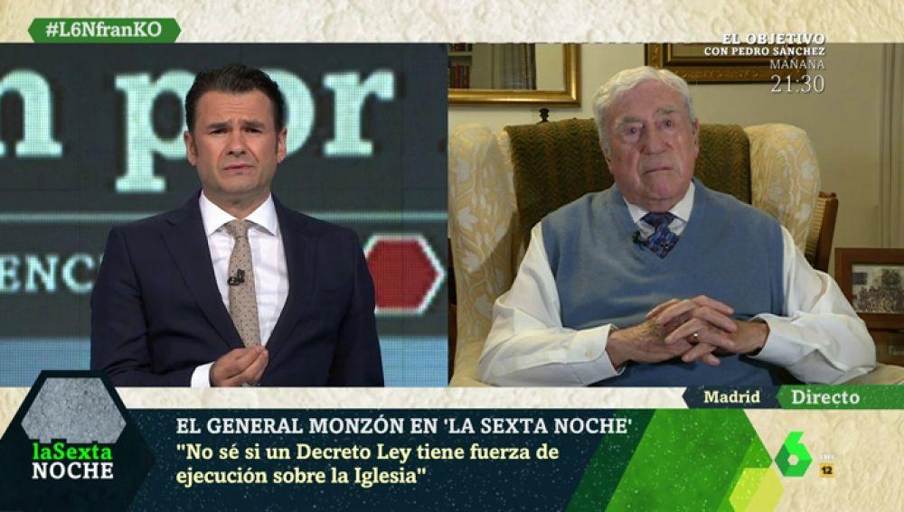 Fernández-Monzón en laSexta Noche