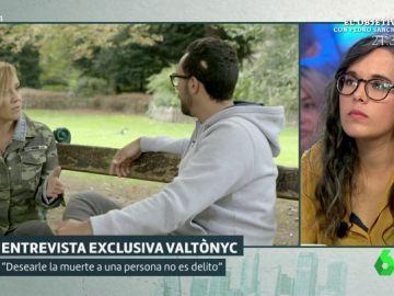 Cristina Pardo y Valtonyc