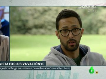 """La opinión de Valtonyc sobre su condena: """"Me condenaron por mi ideología. El franquismo habita en la Justicia"""""""