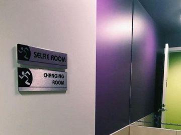 La primera 'Selfie Room' en un gimnasio de Nueva Zelanda