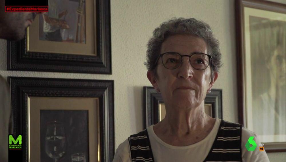 Antonia, la madre del 'niño pintor'