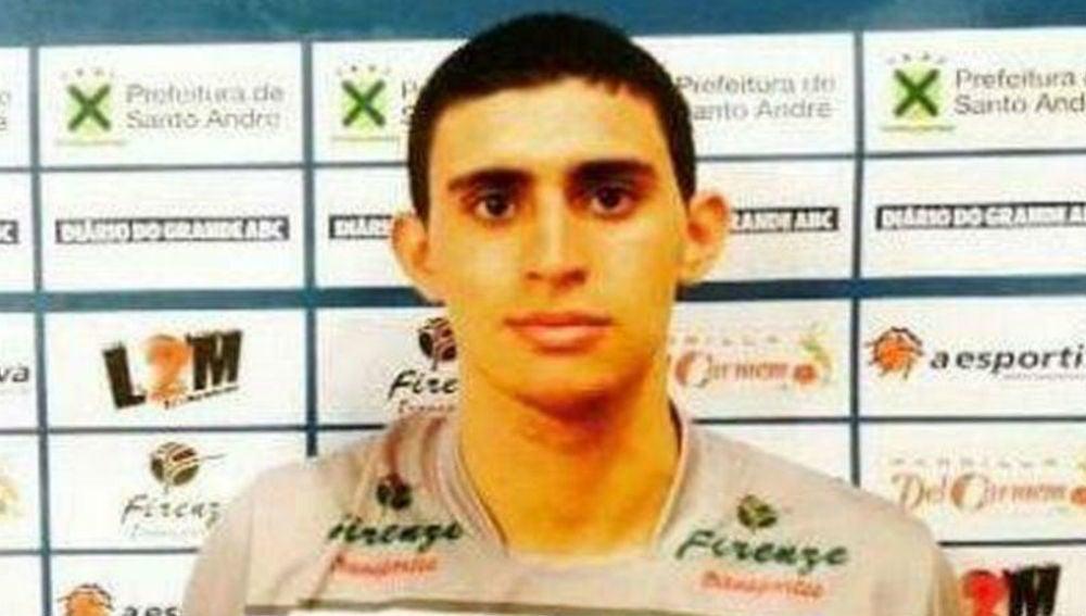 El jugador Vinicius Noronha