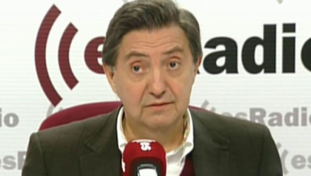 Federico Jiménez Losantos en una imagen de archivo