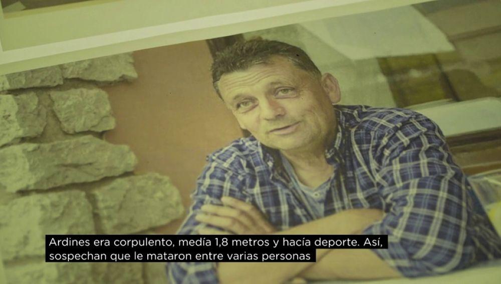 El concejal Javier Ardines