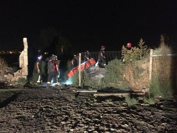 Recuperan el cuerpo de un joven fallecido en una laguna de Vicálvaro