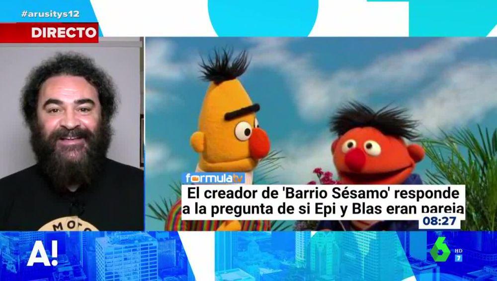"""Epi y Blas """"salen del armario"""""""