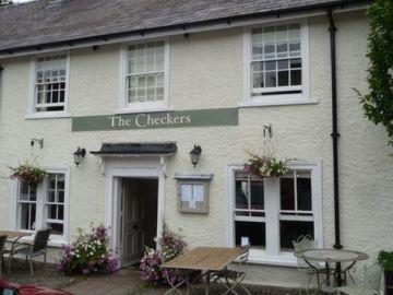 Imagen del restaurante galés Checkers, con un estrella Michelin desde 2011