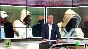 Máxima tensión  entre Pogba y Mourinho