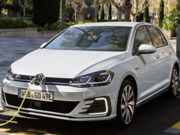 Volkswagen híbrido enchufable