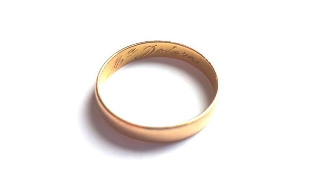 Buscan al propietario de un anillo perdido en Tallin en 2015