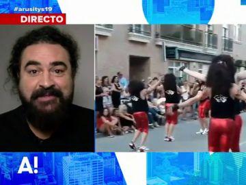 En Murcia se disfrazan de El Sevilla