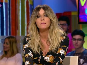 Anna Simon se enfada con Celia Villalobos